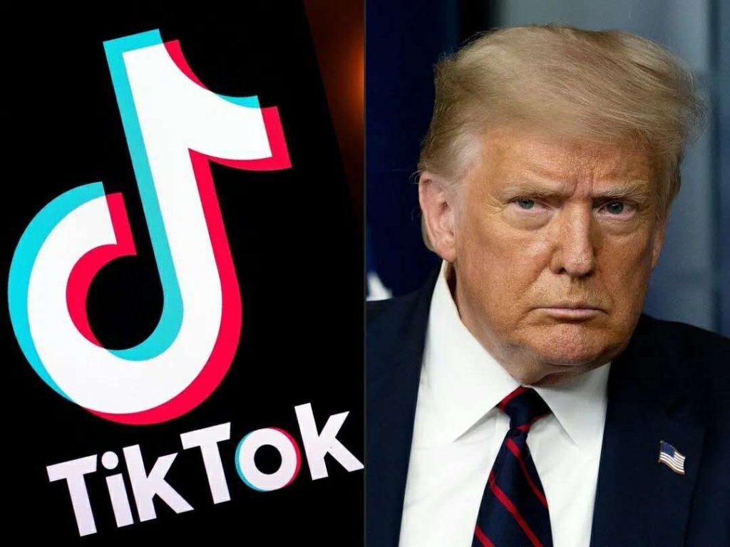 tiktok and trump