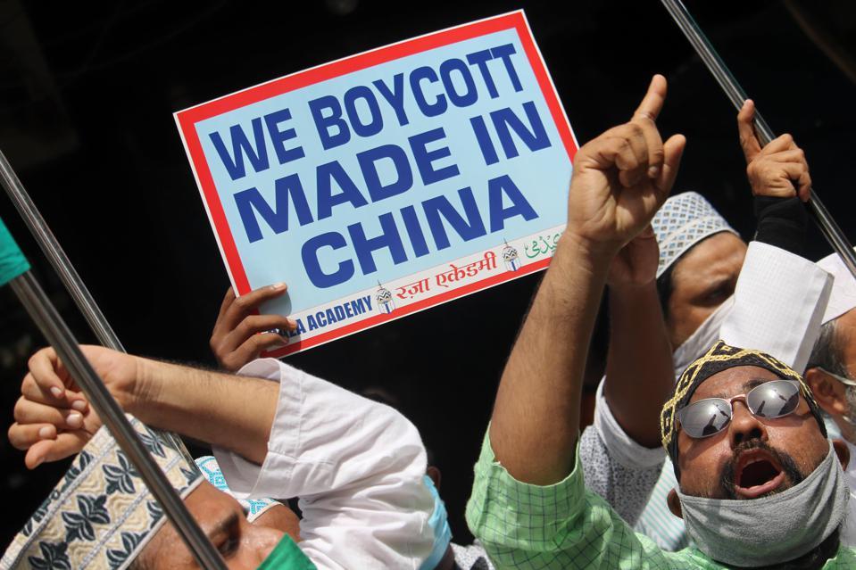 anti china