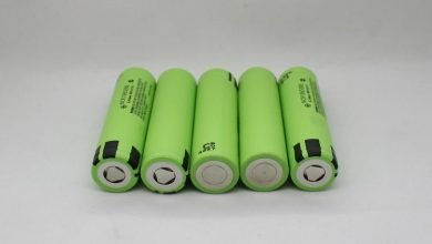 fast-charging lithium-ion battery