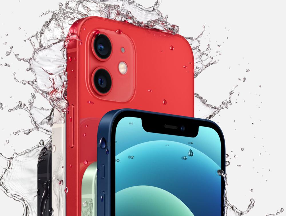 iPhone 12 waterproof