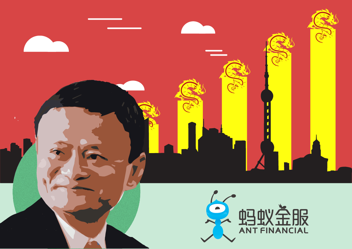 Jack Ma and Ant Financial