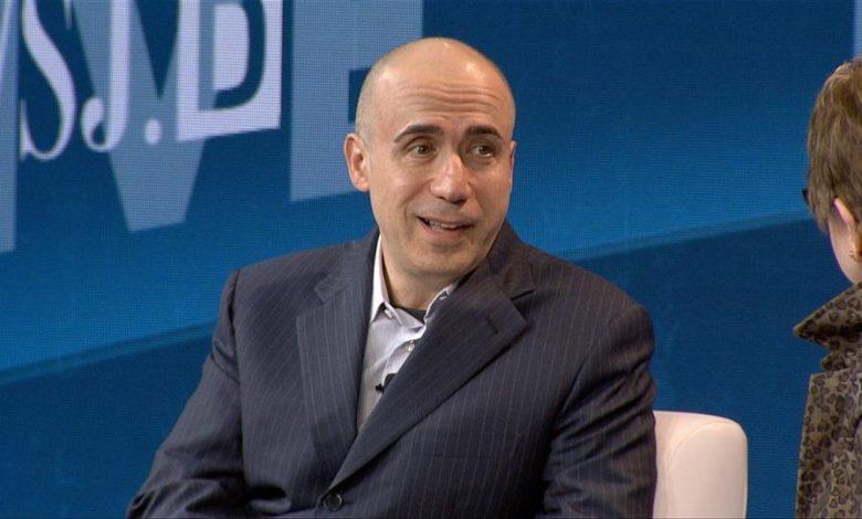 Yuri Milner of DST
