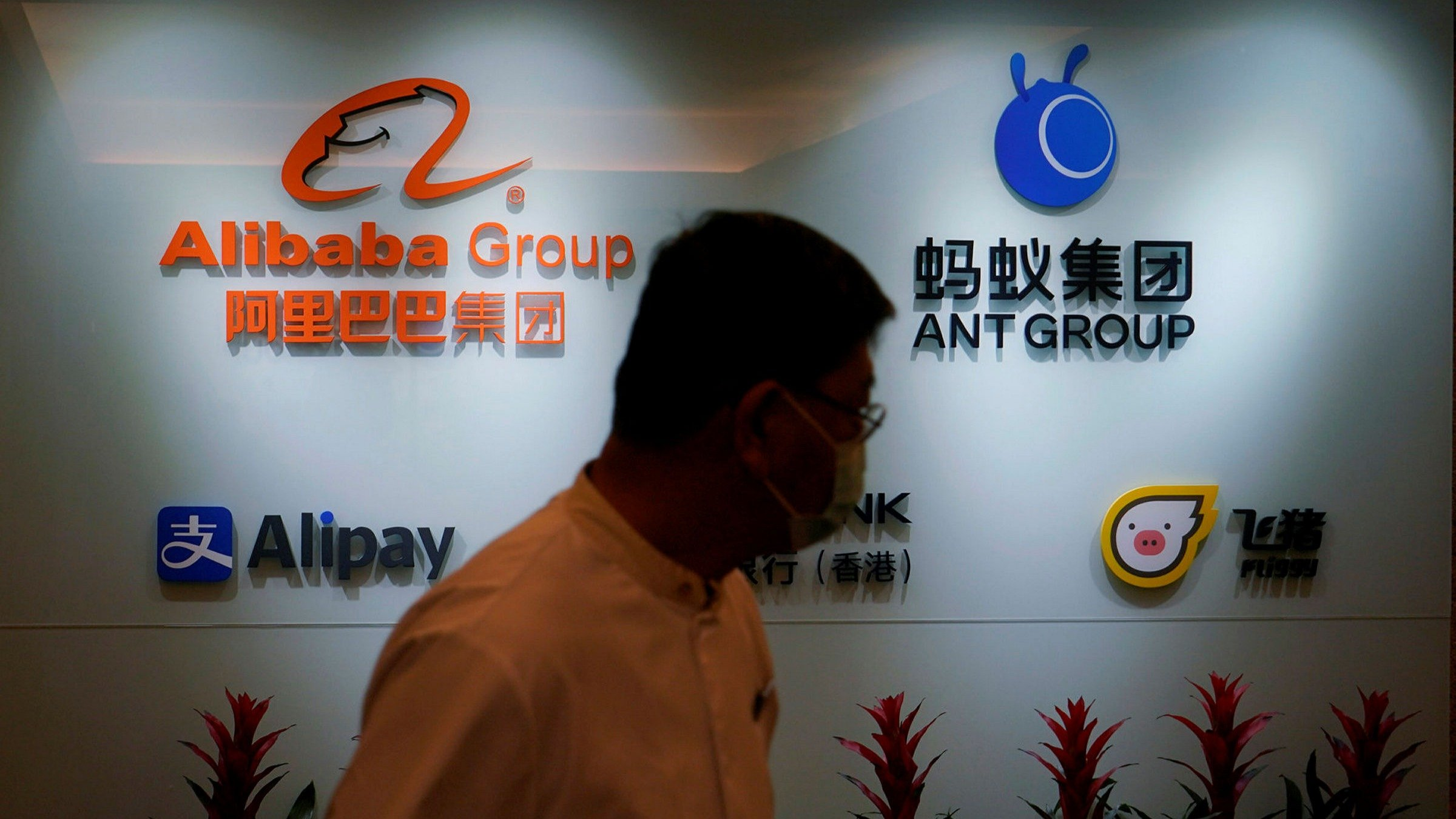 ant group ipo was suspended