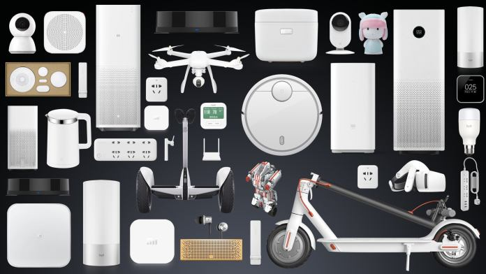 Xiaomi IoT products