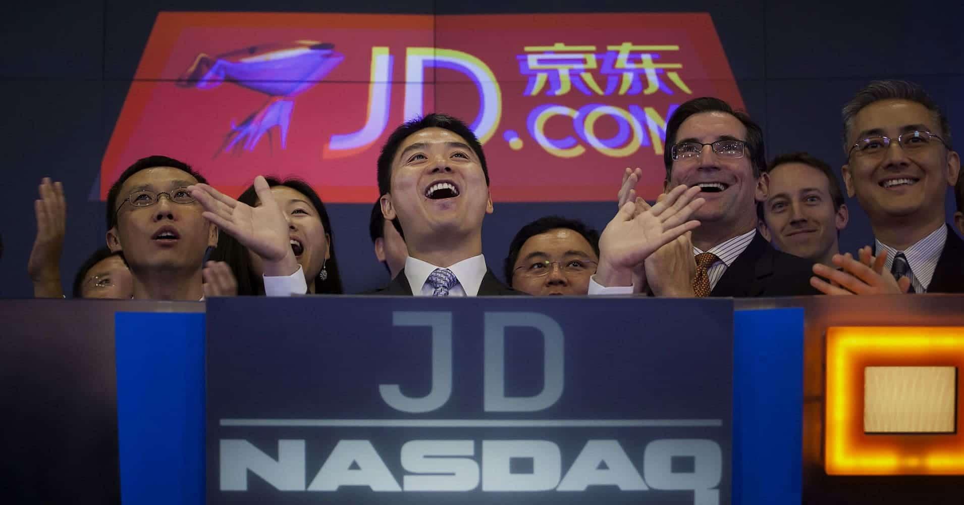 China Concepts Stocks, JD Nasdaq