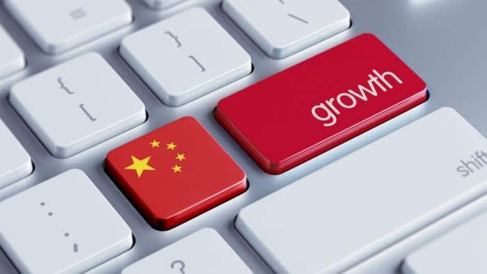 china stock market growth