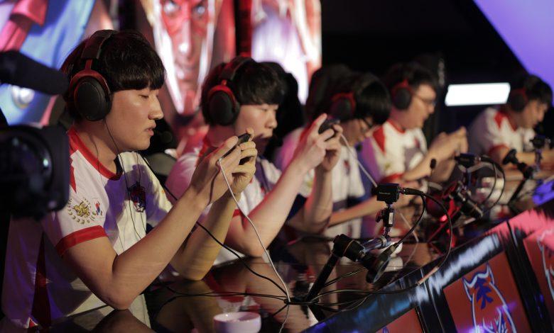 South Korean Mobile Game
