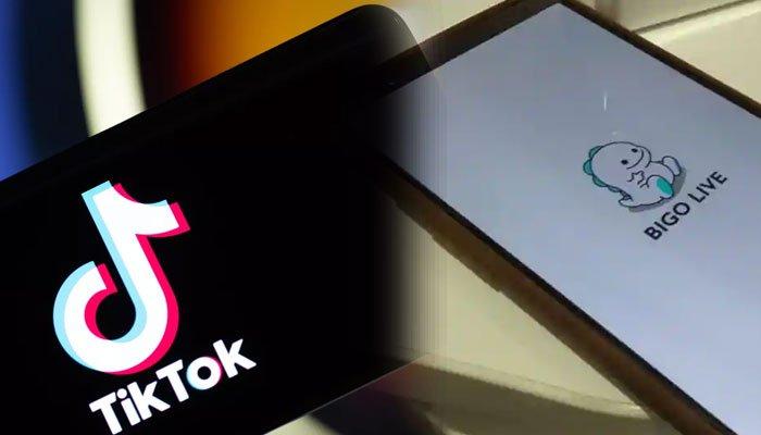tiktok and bigo live