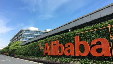Alibaba's Q1 Revenue