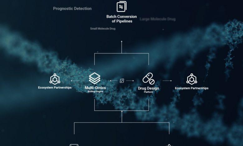 Baidu Biomap