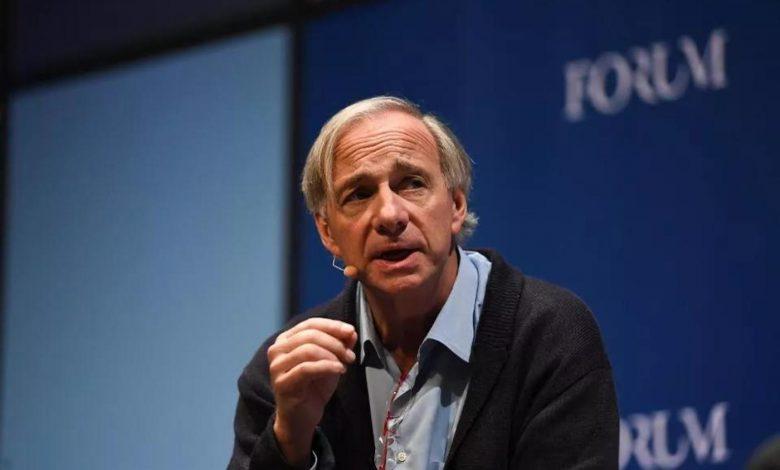 Billionaire investor Ray Dalio